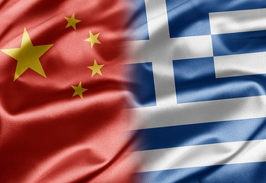greecechina flags