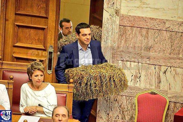 tsipras papas vouli sano